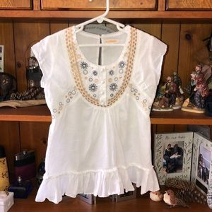 Beautiful Lightweight Fully Lined Cotton Top